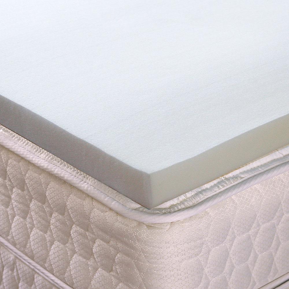 coolest com memory fresh gel inch comfort authentic with foam nano cover topper walmart mattress tex pad ip